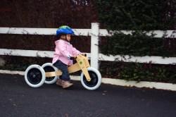 Test du Wishbone Bike
