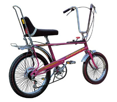 Raleigh Chopper, les Seventies à portée de guidon • Weelz fr