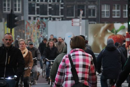 Amsterdam Trop Plein Vélos 05