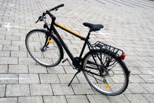 [Test] Btwin NeWork 5, vélo utilitaire abordable