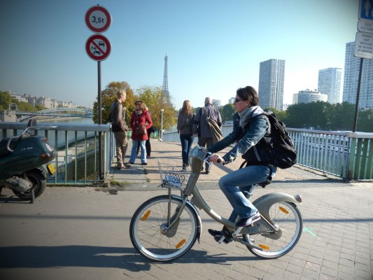 Le vélo urbain sur la toile n°163