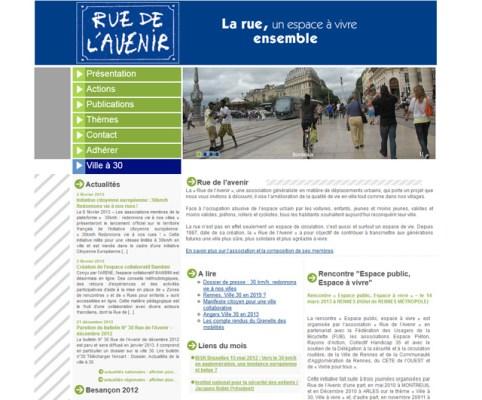 Rue De L Avenir