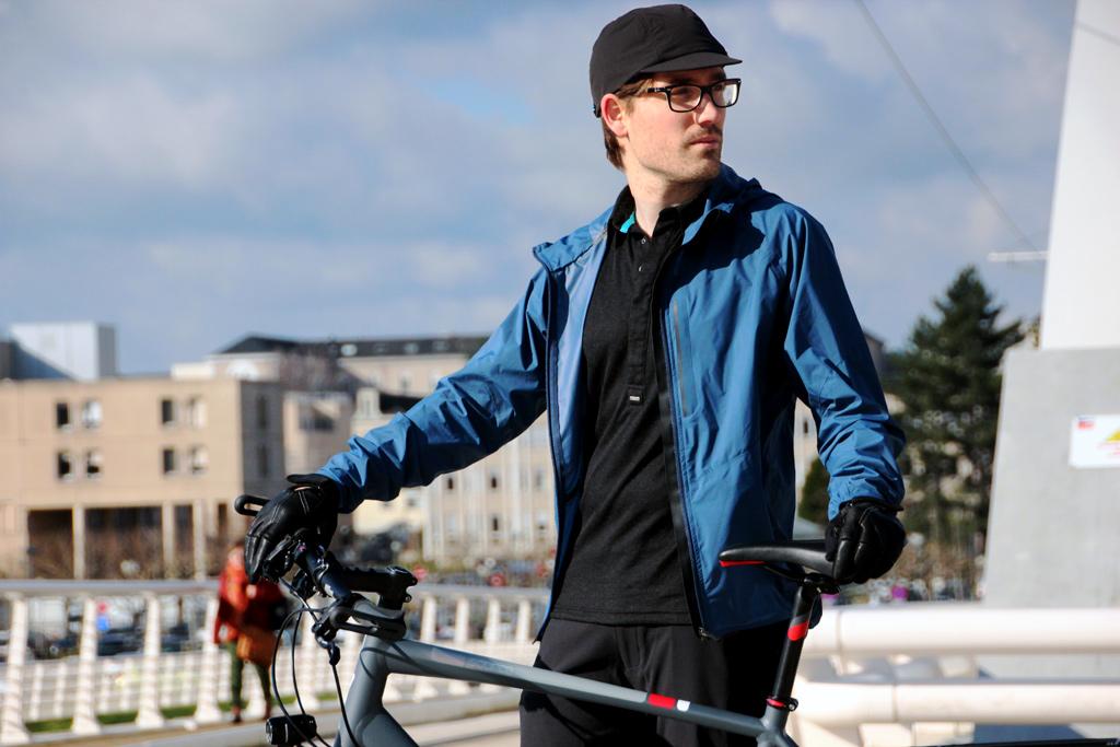 [Test] Endura Urban range, tenue complète pour cycliste urbain
