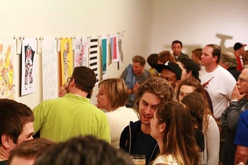 Event Artcrank 2012 Show1