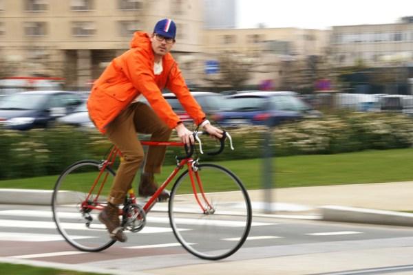 H&M x Brick Lane Bikes, la collection capsule spéciale cyclistes urbains