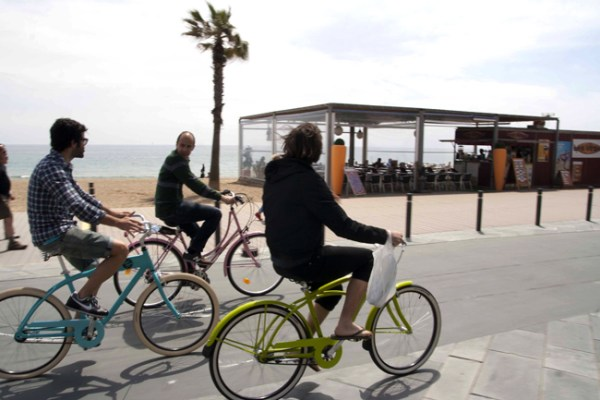 Hoodbikes Barcelona, le beach cruiser façon catalane