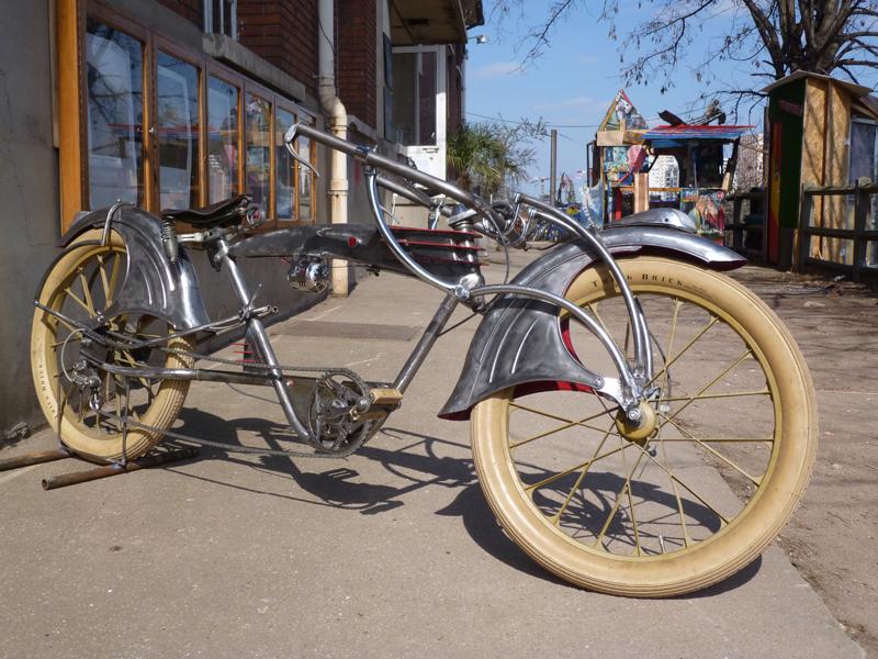 Le vélo urbain sur la toile n°174