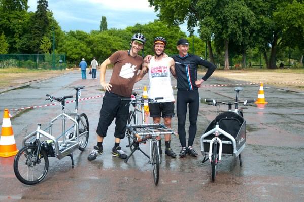 Meeting Paris Cargo Bikes 2014, le rendez-vous des
