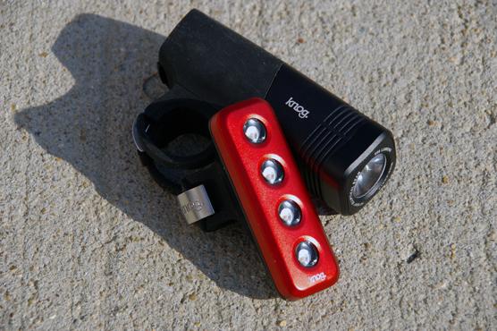 [Test] Blinder, l'éclairage LED puissant selon Knog