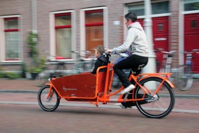 [Test] Workcycles Kr8, le biporteur amstellodamois
