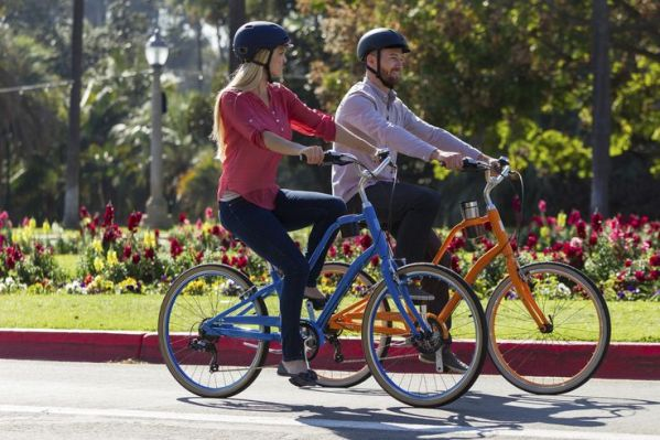 Pedal Momentum par Giant, bougez heureux à vélo