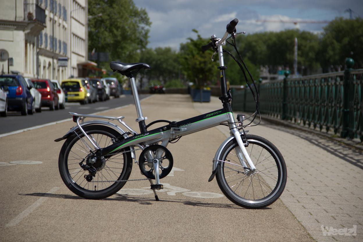 [Test] Monty EF39, le vélo pliant électrique catalan