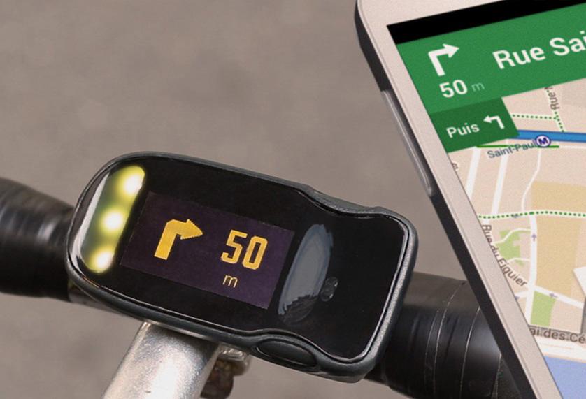 Haïku, Smarthalo, Cobi... C'est la guerre des assistants électronique vélo