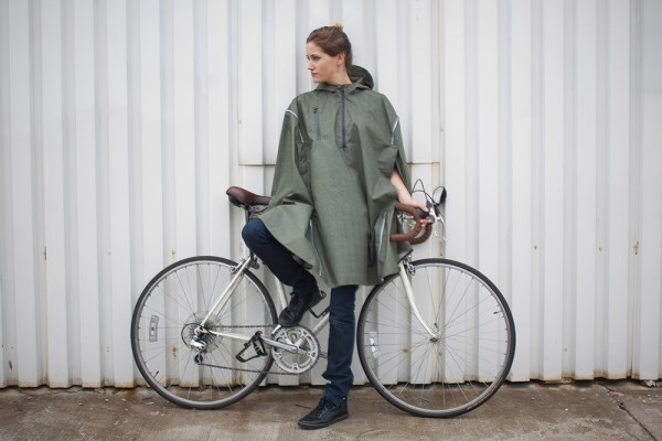 [Test] Cleverhood, la cape de pluie made in USA