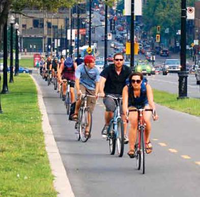 La Coalition Vélo de Montréal pour promouvoir le cyclisme urbain