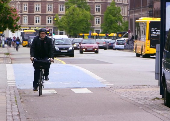 FutureMag s'est intéressé au déplacement à vélo