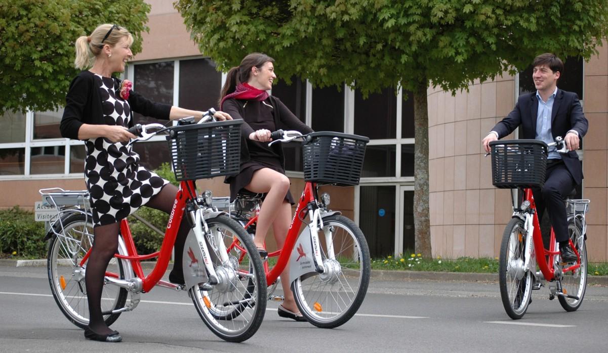 Flotte vélo, les entreprises bénéficieront bien d'une aide fiscale