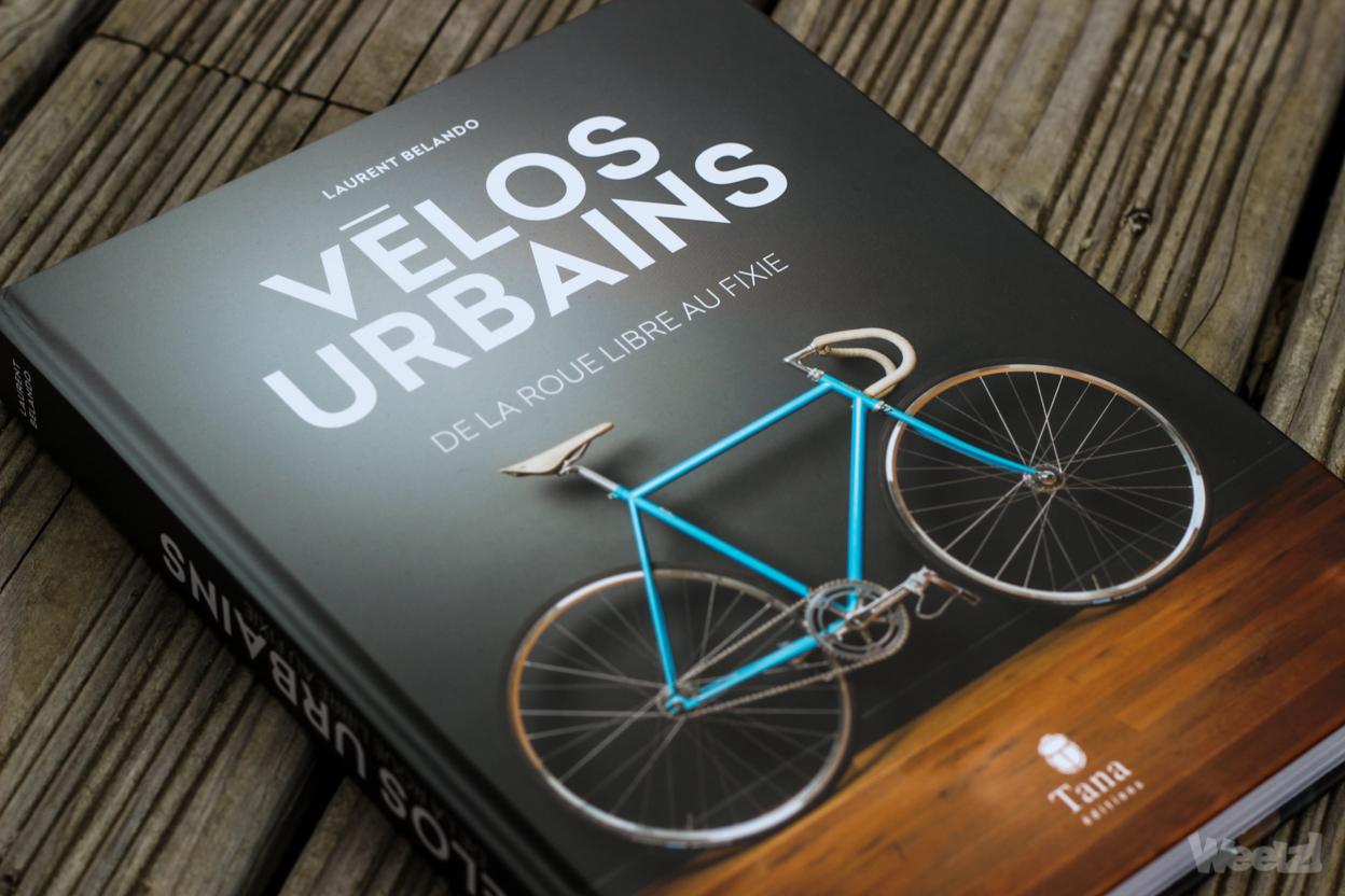 Vélos urbains, le cycliste utilitaire à l'honneur dans le livre de Laurent Belando