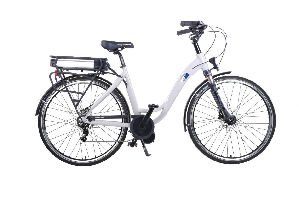 Le Parlement Européen va rouler en vélo électrique