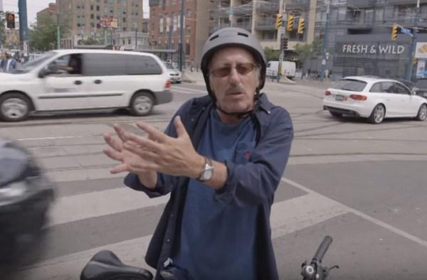 Les bons, les méchants et la bicyclette, un documentaire sur le vélo à Toronto