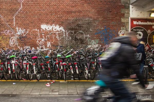 Münster, capitale allemande du vélo, notre galerie photo