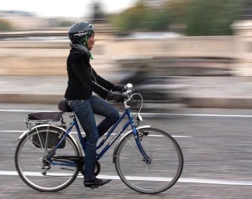 Pourquoi le cycliste urbain est en meilleure forme (que les autres) ?