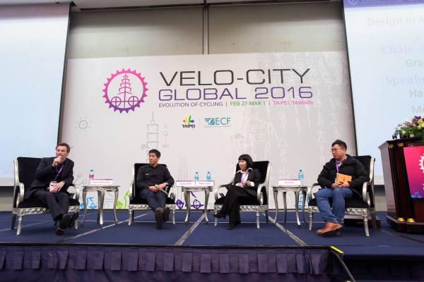 Retour sur la conférence Velo-city Global Taipei 2016