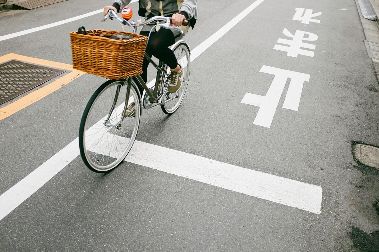 The Gaman Spirit, l'évolution du vélo utilitaire à Tokyo
