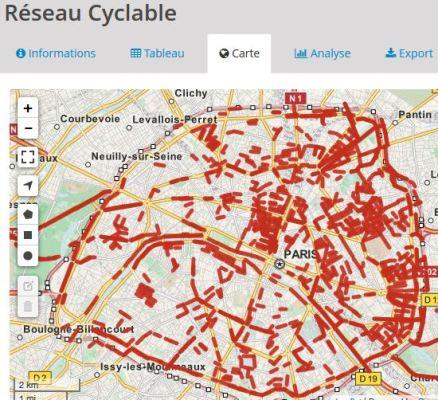 La Grande Boucle Urbaine   Paris (1)