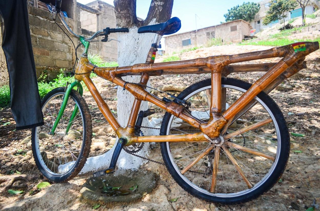 De l'intérêt d'un vélo fabriqué en bambou