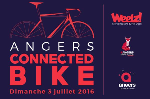 Weelz.fr présent au Angers Connected Bike, le salon vélo 100% connecté