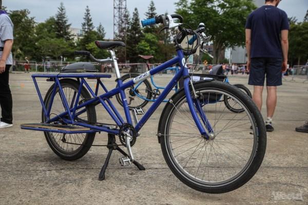 Vélo cargo : le transport de personne remis en cause ?