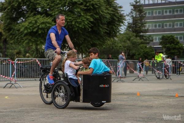 Une seconde édition réussie pour le Nantes Cargo Bike Meeting