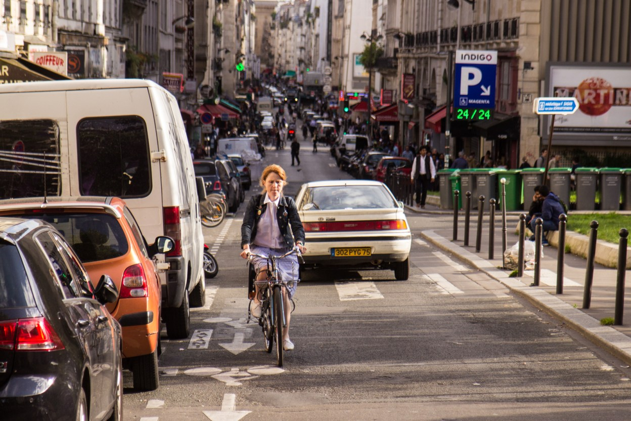 Vélo urbain : un raisonnement en silo dépassé
