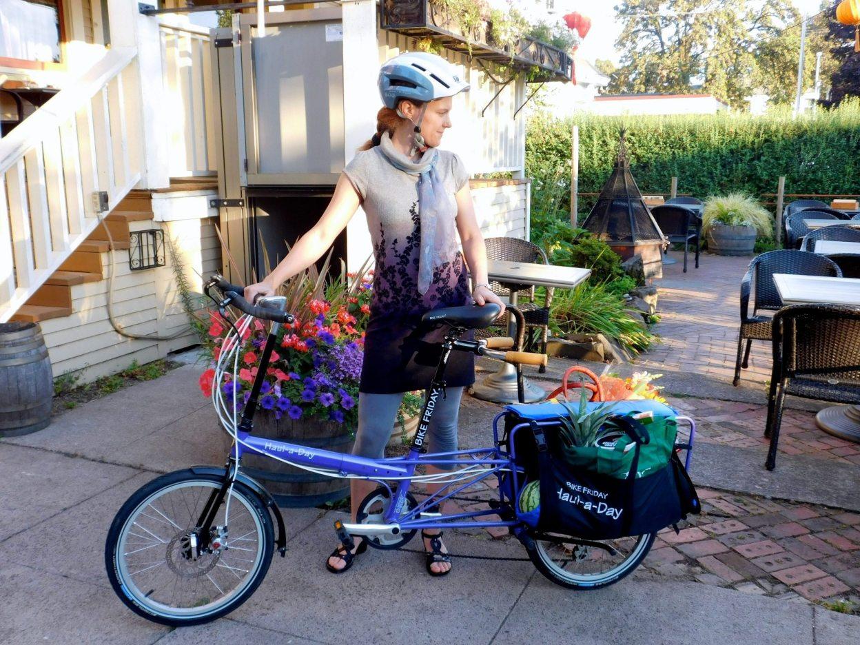 Bike Friday, une histoire de famille, de voyage et de vélo