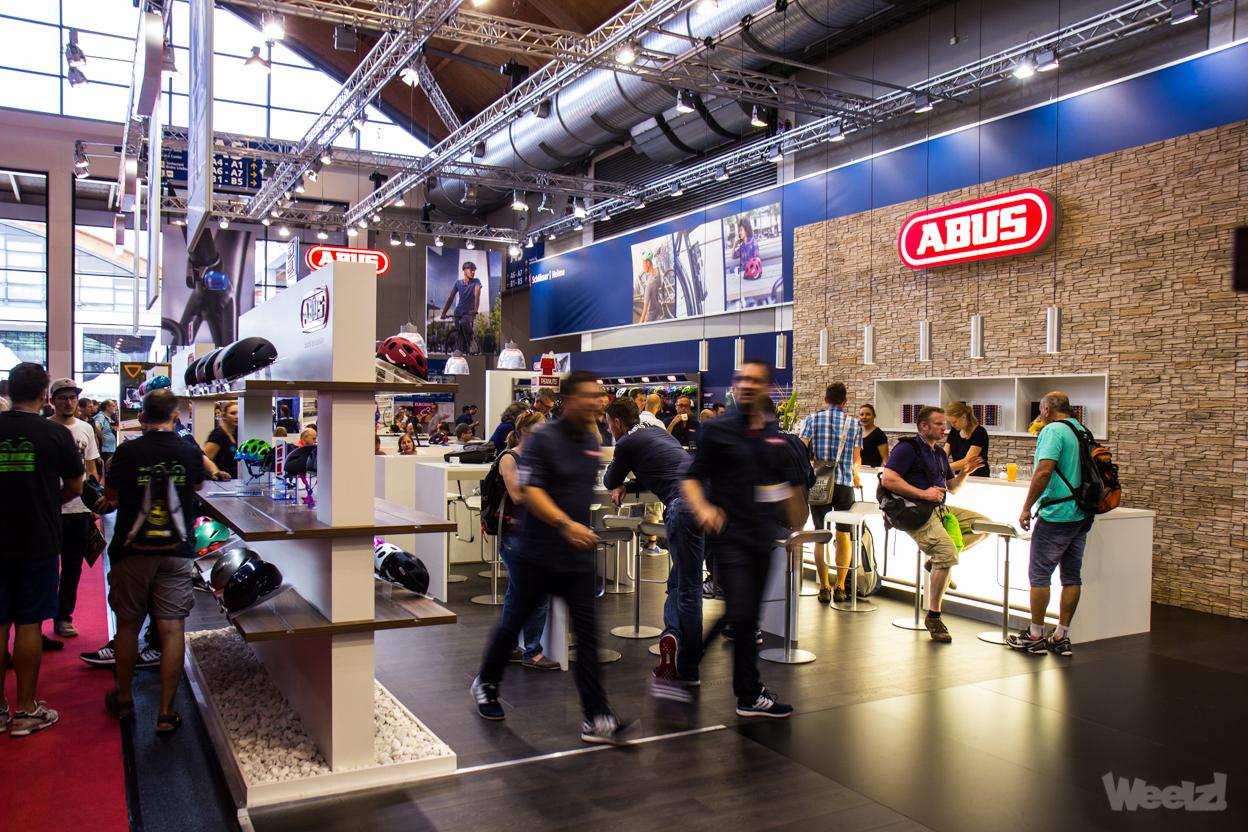 [Eurobike 2016] Bordo Black, Jedi et NutFix pour ABUS