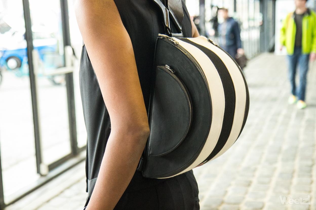 Soundary Cycle, le sac à dos design pour cycliste urbain