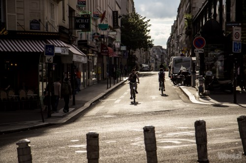 Weelz Velo Cycliste Urbain Paris 11