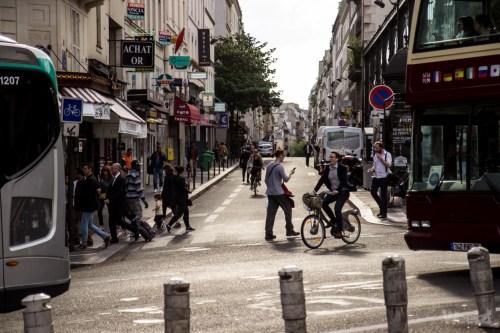 Weelz Velo Cycliste Urbain Paris 8