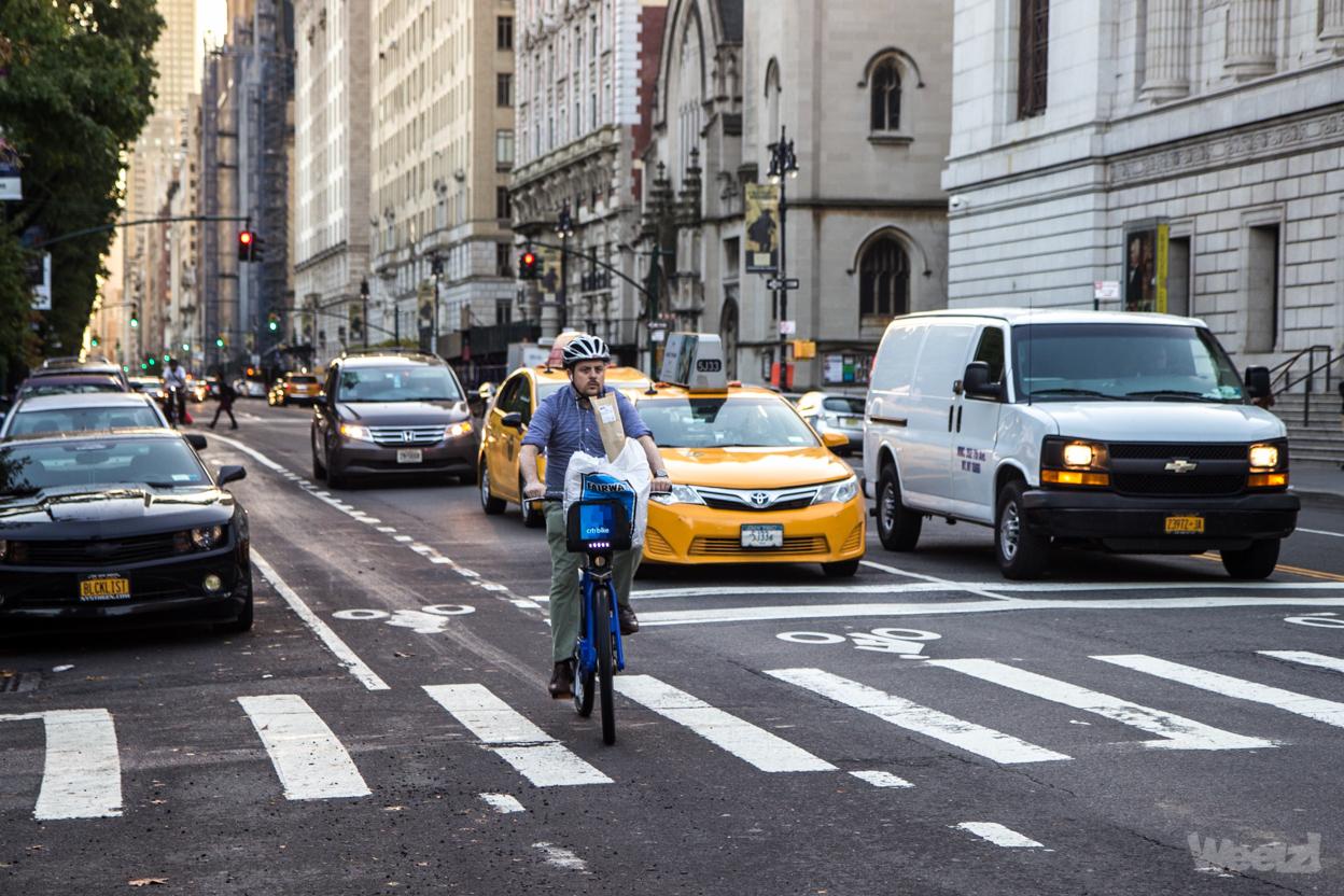 New York, encore loin du vélo urbain de masse