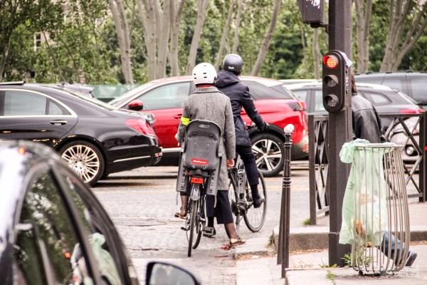 Non, le déplacement à vélo n'est pas une régression