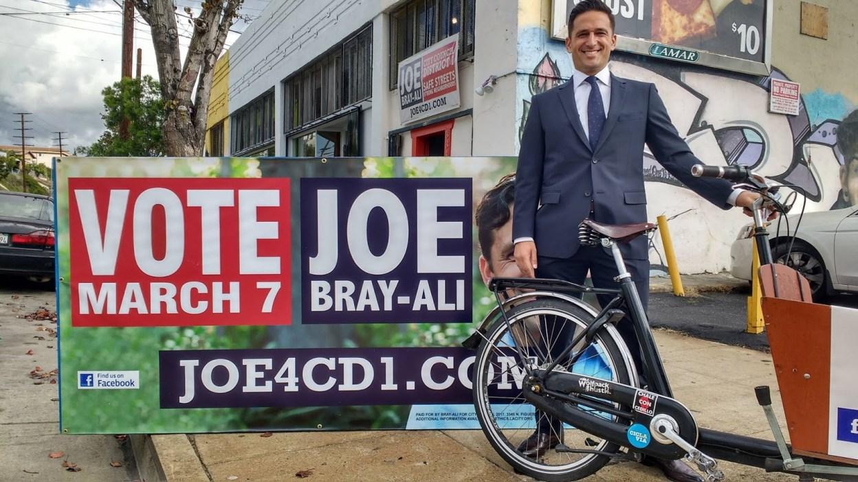 Los Angeles : la capitale de la voiture pourrait élire un cycliste