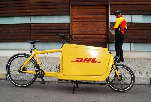 Dhl Parcycle 02