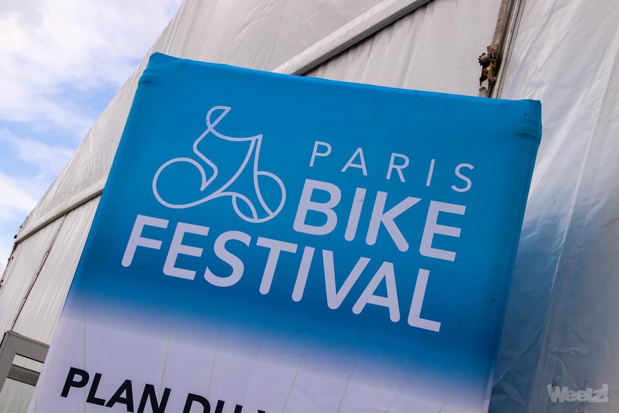 Le premier Paris Bike Festival, c'est ce weekend