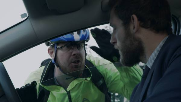 Cycle Lane : Soyez sympa avec les cyclistes, ils vous le rendront
