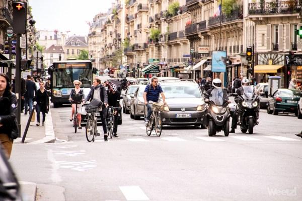 Connaitre les bons gestes en cas d'accident vélo