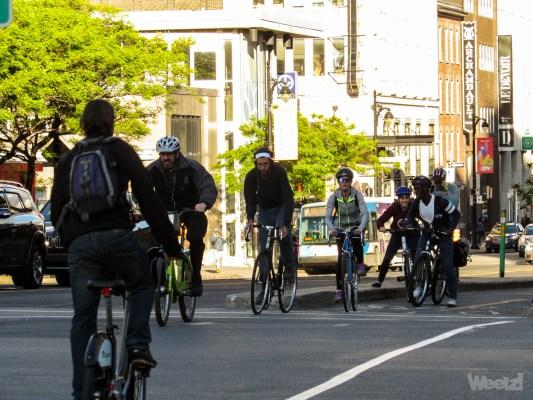 Montréal, la ville nord-américaine pionnière en matière de vélo