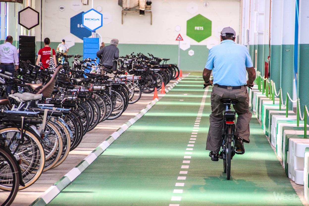 De Fietser : le plus grand showroom vélo d'Europe