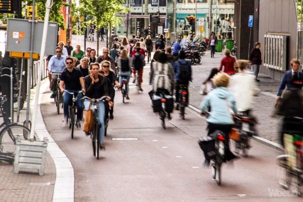 Utrecht, une journée dans une ville cyclable et vivable