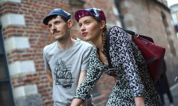 À Lille, un collectif pour pédaler chic